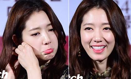 Park Shin Hye 'hút hồn' fan với loạt điệu bộ dễ thương