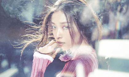 Nghê Ni đẹp hút hồn dưới ánh nắng mùa đông rực rỡ