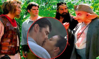 'Tây du ký' bản Mỹ gây sốc với cảnh Đường Tăng hôn Quan Âm