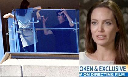 Angelina Jolie 'trần tình' về vụ cãi nhau với Brad Pitt