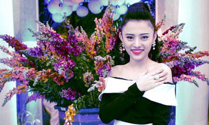 Gu thời trang thanh lịch của người đẹp Ngô Lan Anh