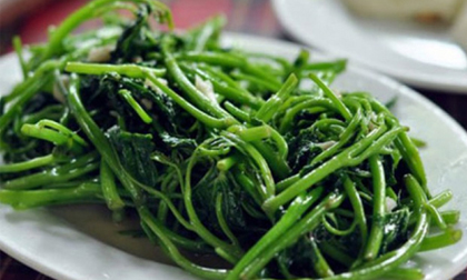 Lợi ích sức khỏe của rau khoai lang