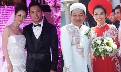 Sao Việt kết hôn lần 2: Người hoành tráng, kẻ lặng lẽ