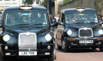 Khám phá những mẫu taxi thú vị trên toàn thế giới