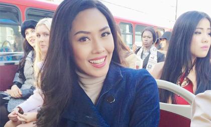 HHTG 2014: Nguyễn Thị Loan không lọt Top 20 Hoa hậu Người mẫu