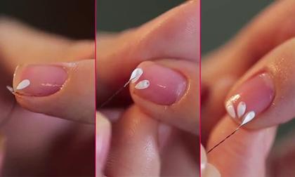 Yumi Dương hướng dẫn cách dưỡng da tay và vẽ móng
