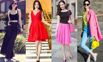 Những mỹ nhân Việt lên ngôi fashionista năm 2014