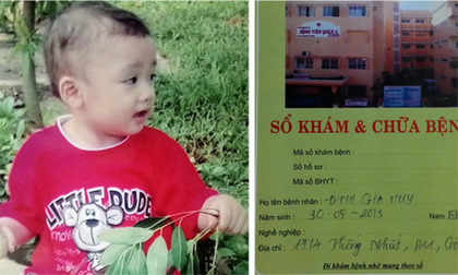 Người mẹ 'bỏ rơi' bé 2 tuổi trên taxi làm giấy tờ nhận lại con