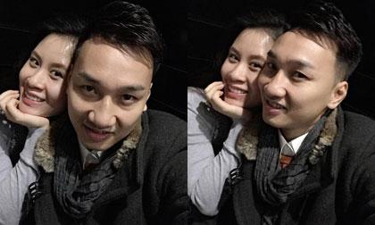 MC Thành Trung tình tứ dẫn bạn gái đi xem phim