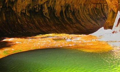 Công viên quốc gia Zion, 'ốc đảo' khổng lồ ở nước Mỹ