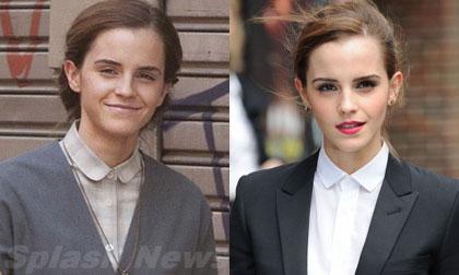 'Phù thủy' Emma Watson tiều tụy sau khi chia tay bạn trai
