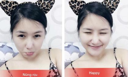 Hương Tràm khoe ảnh mặt mộc 'hóa mèo' siêu đáng yêu