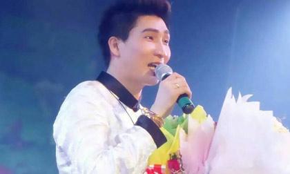 Ca sĩ Lâm Đăng Huy với chương trình 'Vòng tay mùa Xuân'