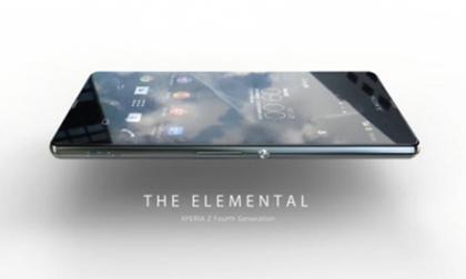 Hacker phát tán ảnh Sony Xperia Z4