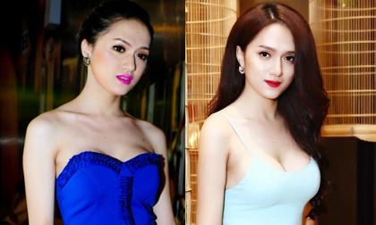 Nghi án Hương Giang Idol mới đi 'nâng cấp' vòng một?