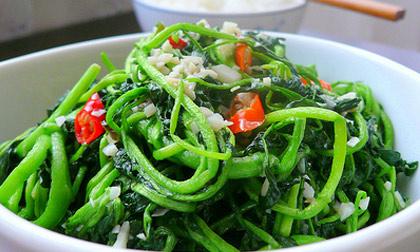 Tất tần tật các món ngon từ rau cải xoong