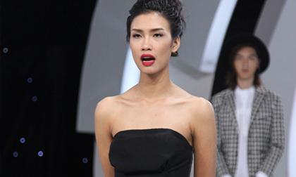 """Cô gái được cho là vô lễ của Next Top Model bị Xuân Lan """"dằn mặt"""""""