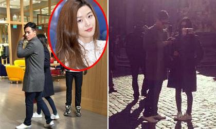 Jun Ji Hyun bị chộp ảnh đi du hí cùng chồng ở Ý