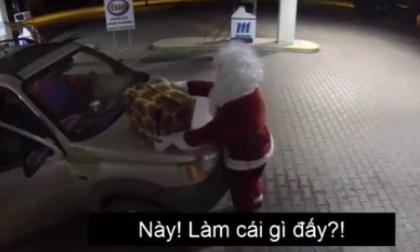 Ông già Noel 'xã hội đen'