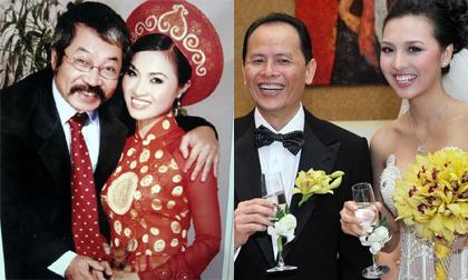 Những quý ông showbiz nhiều vợ nhất Việt Nam