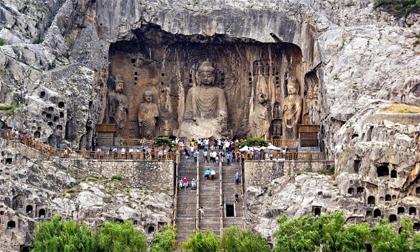 Thăm hang đá Long Môn - kỳ quan kiến trúc của Trung Quốc