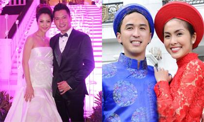 Những siêu đám cưới nổi bật nhất của con đại gia Việt