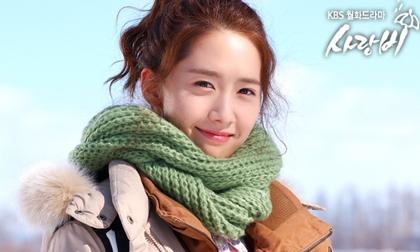 Yoona (SNSD) đóng phim cổ trang Trung Quốc dài tập