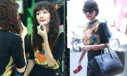 """Dương Yến Ngọc đẹp """"sang chảnh"""" với tóc mới"""