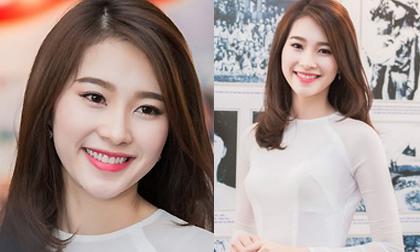 Hoa hậu Thu Thảo khoe nét đẹp trong trẻo 'không tì vết'