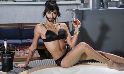 nữ ca sĩ có râu,nữ ca sĩ có râu Conchita Wurst, nhiễm hiv