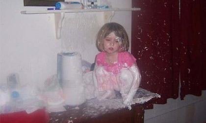 Cách trẻ con 'phá hủy' cuộc sống của cha mẹ