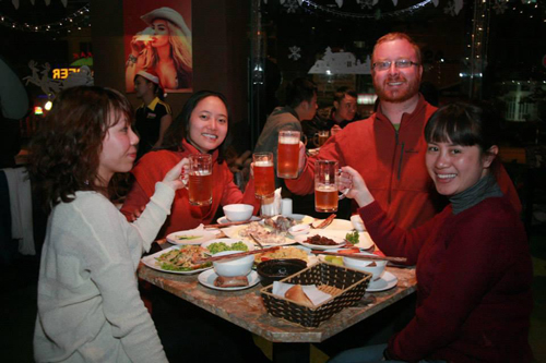 Oskar beer, Thung lũng bia, Beer Club