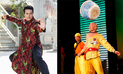 Bầu Minh Chánh và Kungfu Lý Bằng sẽ 'bắt tay' với màn biểu diễn 'gây cấn'