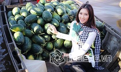 Hoa hậu Brandy Ngô, Brandy Ngô, Hoa hậu người Việt Thế giới 2015 Brandy Ngô,