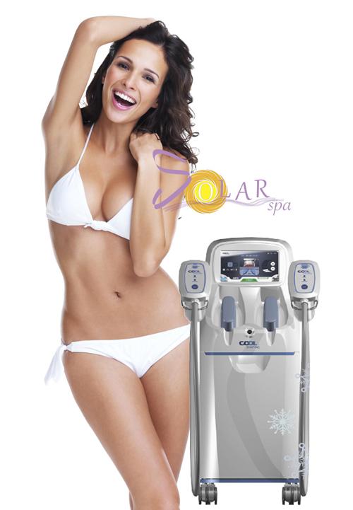 Giảm béo một lần duy nhất, Công nghệ giảm béo, Solar spa