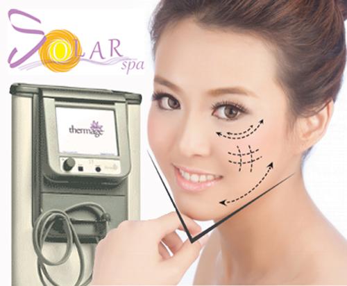 Solar Spa, Trẻ hóa da, Căng da mặt, Solar Spa khuyến mại