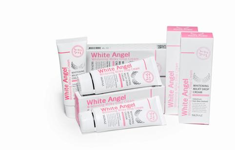 Mỹ phẩm White Angel Skinaz, Mỹ phẩm dưỡng trắng da, Dưỡng da trắng hồng