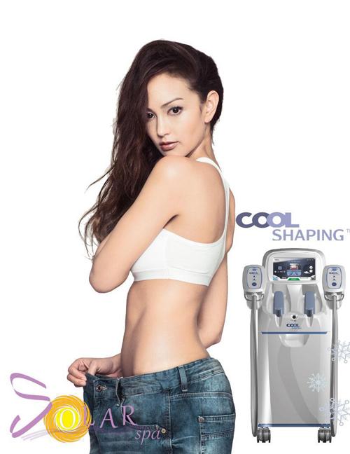 Giảm béo, Công nghệ giảm béo, Công nghệ điều trị hủy mỡ hoàn toàn, Solar Spa