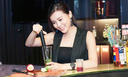 Cao Thái  Hà lên chức bà chủ, mở Golden Light