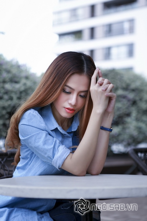 Huỳnh Minh Anh, Ca sĩ Huỳnh Minh Anh, Nhật ký biển
