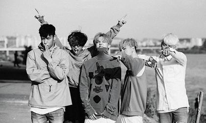 Big Bang 'trình làng' trailer chính thức phim tài liệu 10 năm của nhóm