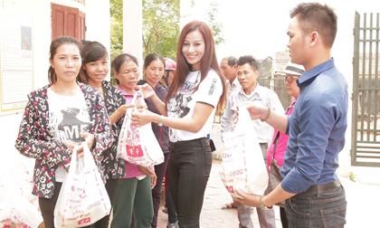 Minh Chánh Entertainment tổ chức chuỗi thiện nguyện tại Hà Tĩnh