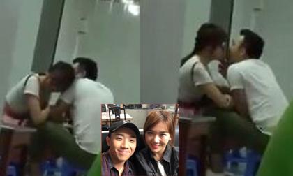 Phát nản khi Trấn Thành và Hari Won lại bị bắt gặp hôn nhau ở quán chè