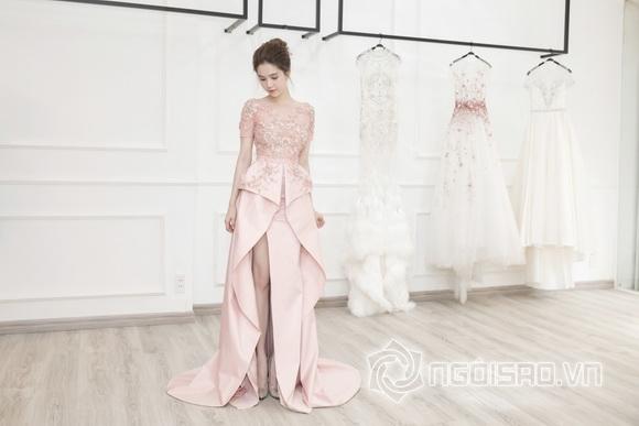 Ngọc Trinh tại Hoa hậu Quốc gia Hàn Quốc 9