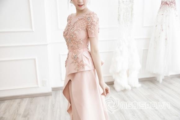 Ngọc Trinh tại Hoa hậu Quốc gia Hàn Quốc 3