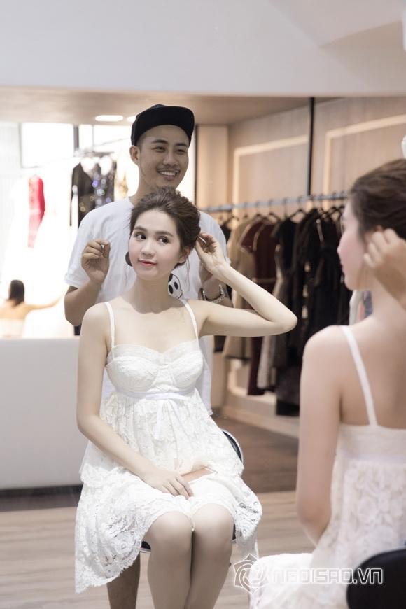 Ngọc Trinh tại Hoa hậu Quốc gia Hàn Quốc 7
