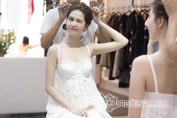 Ngọc Trinh tại Hoa hậu Quốc gia Hàn Quốc 6