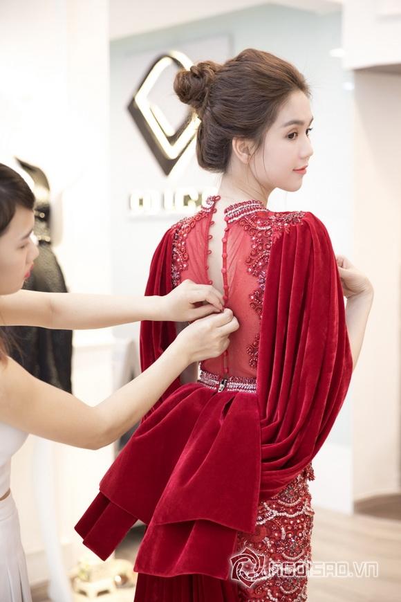 Ngọc Trinh tại Hoa hậu Quốc gia Hàn Quốc 5