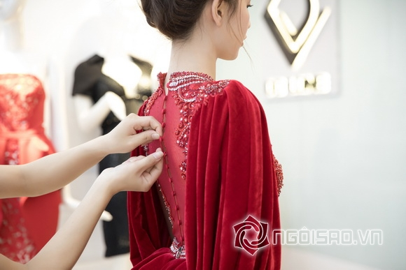 Ngọc Trinh tại Hoa hậu Quốc gia Hàn Quốc 4