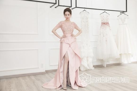 Ngọc Trinh tại Hoa hậu Quốc gia Hàn Quốc 1